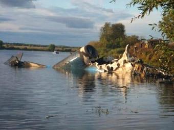 Пострадавший в результате авиакатастрофы Як-42 пришел в себя