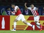 Аргентина иПарагвай сыграли вничью вматче Кубка Америки