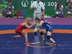 Спорт: наЕвропейских играх украинки завоевали две серебряные медали поборьбе