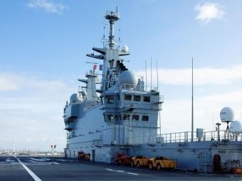 Франция сказалаРФ часть технологий для строительства «Мистралей»