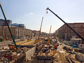 Собянин планирует реконструкцию МКАД