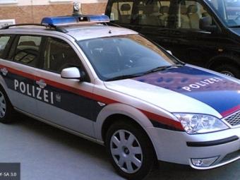 ВАвстрии фургон протаранил толпу людей, есть жертвы