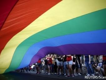 ВРиге проходит ЛГБТ-парад «Европрайд»