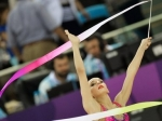 Кудрявцева завоевала золото вмногоборье наЕвропейских играх