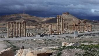 СМИ: боевики «Исламского государства» минируют древний город Пальмиру вСирии