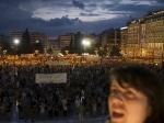 ВГреции массово протестуют против мер жесткой экономии
