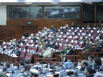 Талибы атаковали здание парламента Афганистана