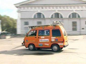 Интеллектуальный транспорт для перевозки грузов и людей представлен в Питере