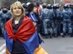 ВЕреване освободили более 200 задержанных при разгоне демонстрации