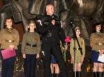 Митинг памяти павших у «Рубежа Славы» в Снегирях открыл Андрей Дунаев