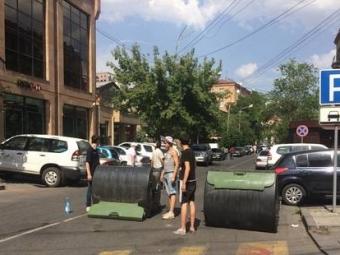 ВЕреване задержали протестующих против повышения тарифов