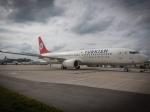 Турецкий борт экстренно приземлился вКопенгагене из-за угрозы взрыва