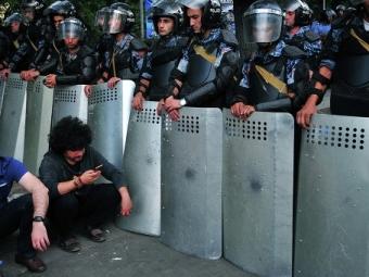 Руководитель полиции Армении: Президенту неставят ультиматумы