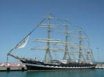 Неприятности преследуют барк «Крузенштерн», судно село намель около Архангельска