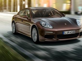 Porsche остановил поставки машин вРФ