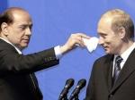Путин иБерлускони отдохнули вГорном Алтае— СМИ