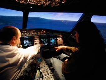 После сигнала онештатной ситуации самолет изменил курс в«Поднебесной»