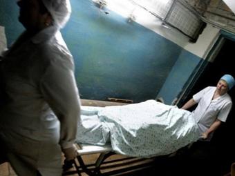 Встоличной больнице повесилась онкобольная