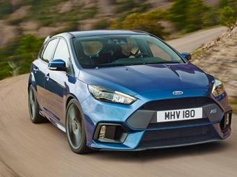 Ford наградил FocusRS 350-сильным двигателем