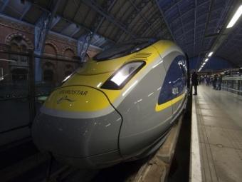 Движение поездов Eurostar под Ла-Маншем приостановлено из-за протестов
