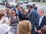 Собянин дал старт движению поновейшей дороге впоселке Коммунарка