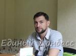 Бизнесмен Николай Ханин приступил к восстановлению школы в Горловке