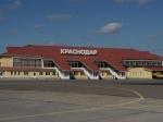 Вкраснодарском аэропорту самолет выкатился запределы взлётно-посадочной полосы
