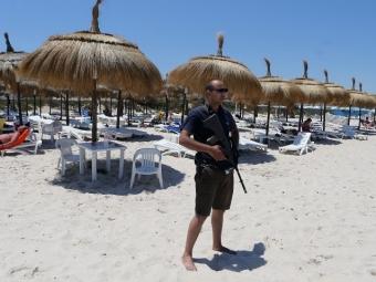 Число русских туристов, прервавших отпуск вТунисе, минимально