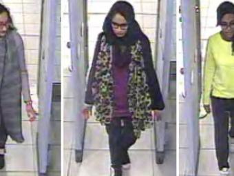 Две английские школьницы отдались боевикамИГ