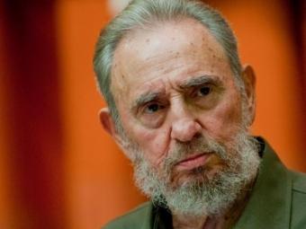 Деловой Петербург: Фидель Кастро впервый раз затри месяца возник напублике