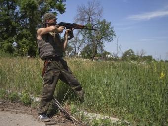 Басурин: все подразделения войск армии ДНР выведены изШирокино