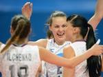 Русские волейболистки проиграли китаянкам вГран-при