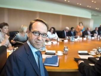 Выход Греции изеврозоны создаст дыру внемецком бюджете— ЦБГермании
