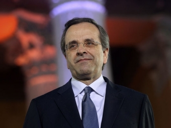 Лидер оппозиции Греции ушел вотставку споста руководителя партии— Газета.Ru | Новости