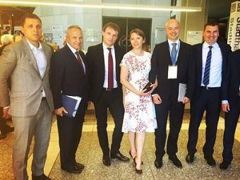 В конце июня Андрей Дунаев участвовал в 13-м германо-российском форуме