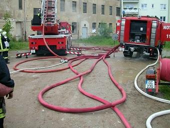 На пожар без воды: почему так бывает?
