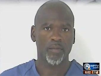 Американца арестовали в сотый раз в жизни