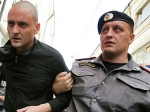 Полицейские забрали Удальцова в спецприемник