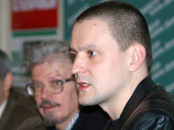 Лимонов и Удальцов задержаны