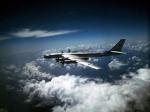 Российские бомбардировщики совершили первое в 2012 году патрулирование