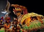 Карнавал в Сан-Паулу закончился беспорядками