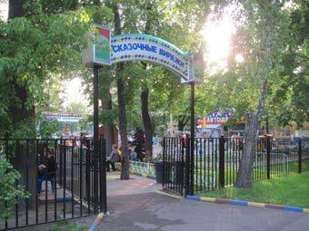 Московская мэрия займется инцидентом с ребенком в парке Сокольники