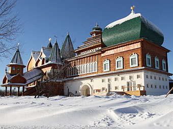 Дворец царя Алексея Михайловича застраховали на миллиард рублей