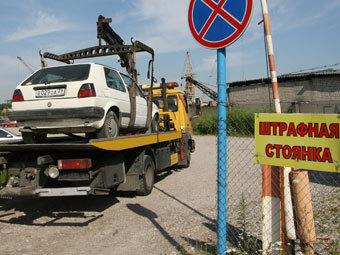 Регионы оказались не готовы к штрафам за неправильную парковку