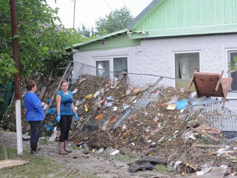 В Крымске начинается ремонт и восстановление жилья, пострадавшего от наводнения