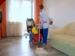 Качественная уборка квартир - залог здоровья ее обитателей
