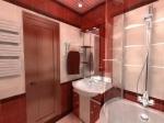 Новая ванная комната в привычной квартире