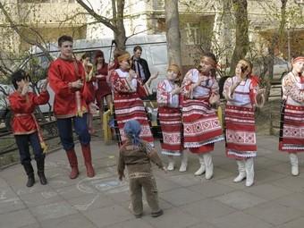 В Туле прошёл праздник двора