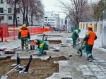 В Москве к Новому году появится двухкилометровая пешеходная зона
