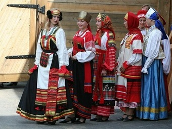 Фестиваль русского костюма пройдет в Сарове